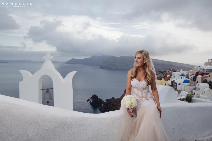 Santorini Wedding Photos Pictures Of Weddings In