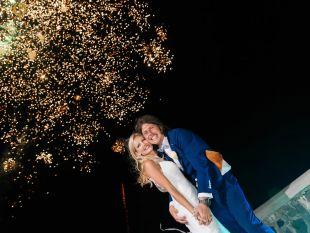 Louise and Ben Wedding Greece