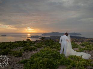 Mako and Robert Wedding in Greece