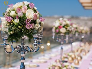 Vows Renewal  in Greece