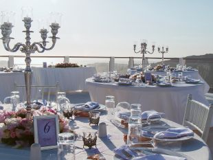 Kivotos of Aegean Wedding Planners in Greece
