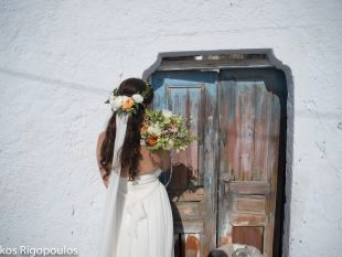 Kivotos of Aegean Wedding Planners in Santorini